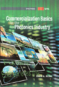 Commercialization Basics for the Photonics Industry Cover